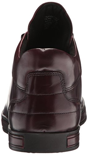 Kenneth Cole New York Mens Brand Tour Fashion Sneaker Burgundy