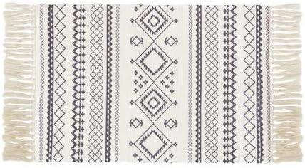 Cetticii Tapis Ethnique Chic A Franges 110 X 60 Cm Tapis Style