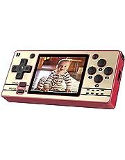 """Retro Game Console Powkiddy Q20 MINI, Retro Handheld Game Console met 16GB Klassieke Games, Open Source Linux System, 2,4"""" IPS-scherm, Draagbare Retro GameConsole Voor Kinderen en Volwassenen"""