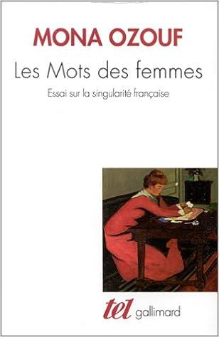Livres Les mots des femmes pdf, epub