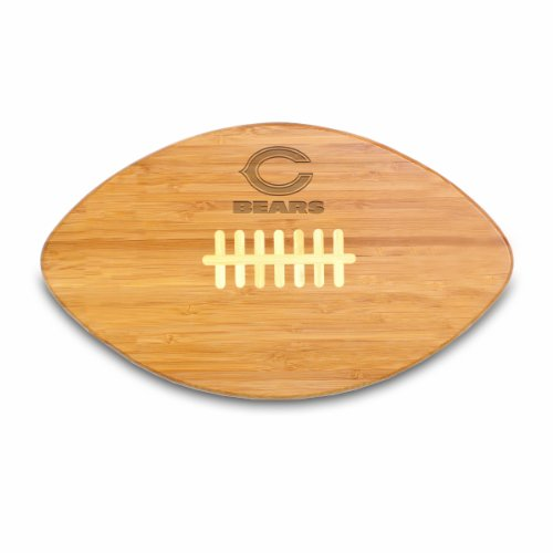 NFL Chicago Bears Touchdown Pro! Bamboo Cutting Board, 16-Inch ()