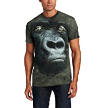 The Mountain Men's Silverback Portrait T-shirt