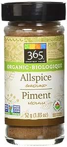 365 Everyday Value Organic Ground Allspice, 1.83 oz