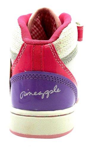 Pineapple  Shakin, Mädchen Sneaker Weiß weiß