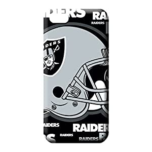 iphone 6 normal Excellent Durable stylish cell phone carrying skins oakland raiders nfl football
