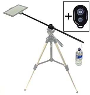 JSAG131 Julius Studio 50 Lightweight Table Top Travel Tripod Camera Video Stand with Bag