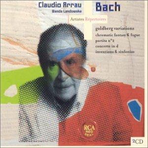 Goldberg Variations / Inventions / Fantasy & Fugue