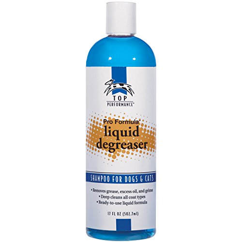 Shampoo Coat Formula Pet - Top Performance Pro Formula Pet Liquid Degreaser, 17-Ounce