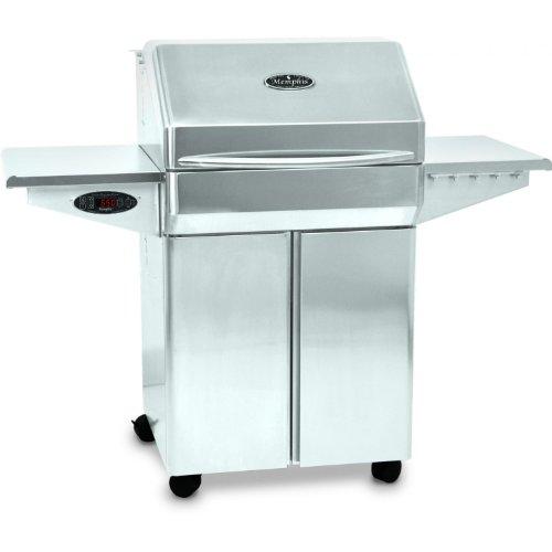 Memphis Grills Pro 28-inch Pellet Grill On Cart – Vg0001s4