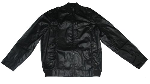 Buffalo David Bitton Men's Fashion Jacket (Large, Black)