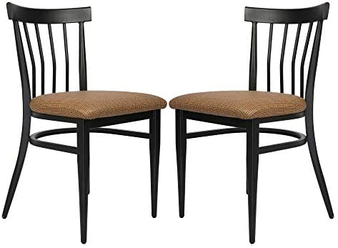 Mid-Century Dining Chairs Set of 2