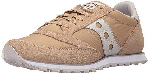 Colore Giallo Sneaker Modello Cream Saucony Nylon Scarpe Jazz Tan Uomo 123 Pro Camoscio 2866 Low qtIBUpZw