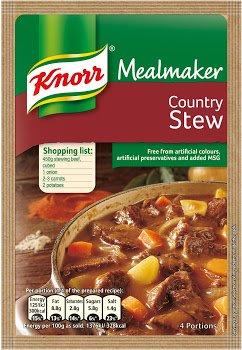 Knorr - Mealmaker - Country Stew Seasoning - 41g