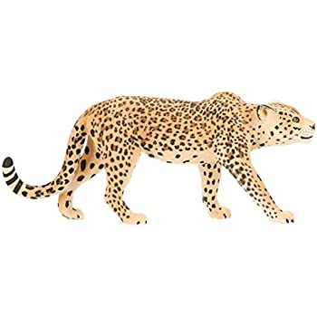"""Schleich South Africa Middle East Asia """"Leopard"""" Toy Figure"""
