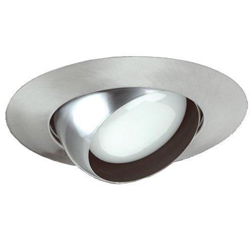 NICOR Lighting 6-Inch Eyeball Lighting Trim, Oil Rubbed Bronze (17506OB)
