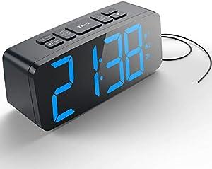 Sweepstakes: HAPTIME Digital Alarm Clock with FM Radio...