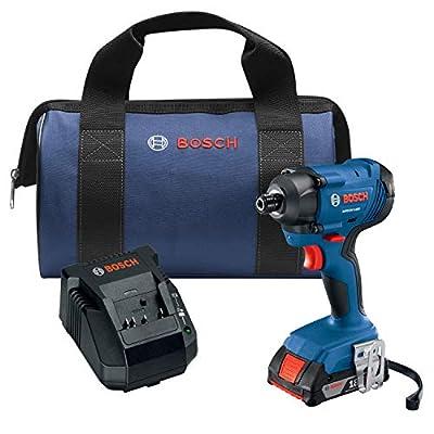 Bosch GDR18V-1400B12 18V 1/4 In. Hex Impact Driver Kit