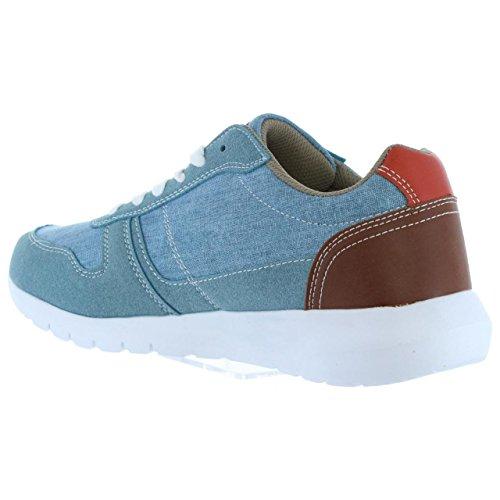 XTI Schuhe für Herren 46494 TEXTIL C JEANS
