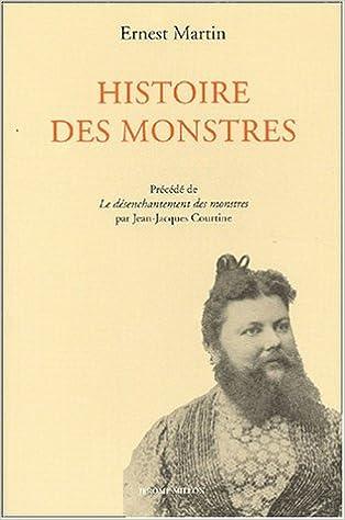 Histoire Des Monstres Depuis Lantiquité Pdf Kingrecselfchecf