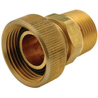 Zurn QQTFC45GX Brass (Low Leader) Adapter, 1