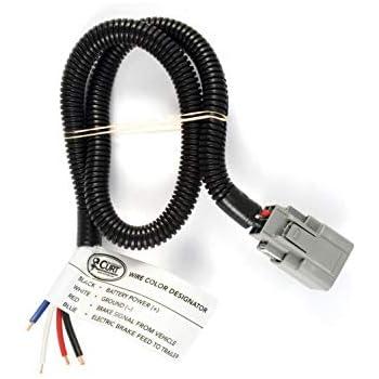 41Q4aGnaBtL._SL500_AC_SS350_ Splicing Trailer Wiring Harness on toyota tacoma 7 pin, jeep liberty, jeep grand cherokee,