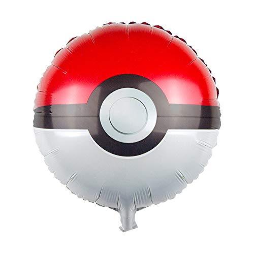ZJWDM 1 Piezas De Dibujos Animados Pokemon Go Globos De ...