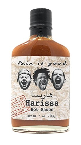 Pain is Good Harissa Hot Sauce - 7 Ounce