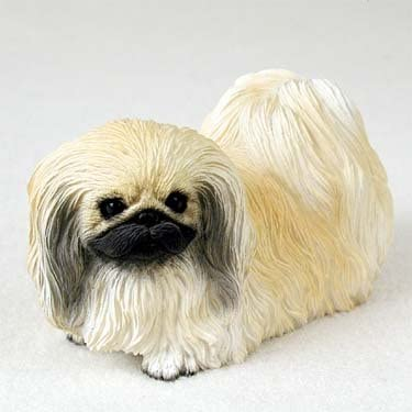Conversation Concepts Pekingese Standard Figurine Set of 6