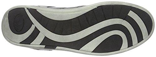 Lico Herren Schwarz Grau Sneakers Boston Schwarz rrxaSZw