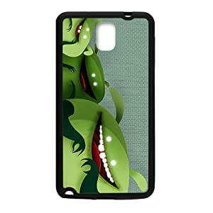 Cute Green Animal Hot Seller High Quality Case Cove For Samsung Galaxy Note3