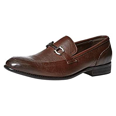 Class Man Coffee Slip On For Men