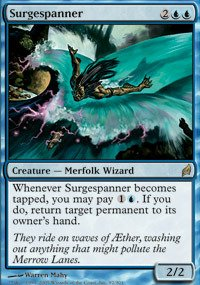Magic: the Gathering - Surgespanner - Lorwyn