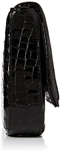 Black Croc Women's Dal Peony black Van Clutch AIZqwPO
