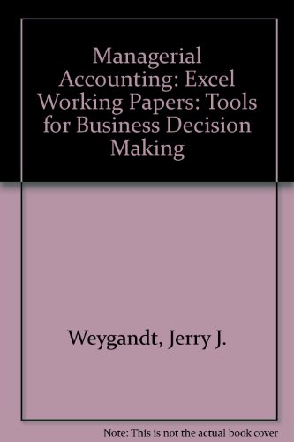 Accounting Tools For Business Decision Making Pdf