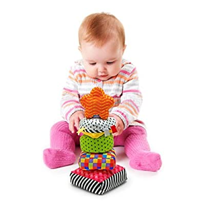 Developmental Stacking Toy- Amazing Baby Toy!: Toys & Games
