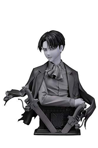 リヴァイ 原型グレーVer. 「進撃の巨人」 1/3 胸像フィギュア