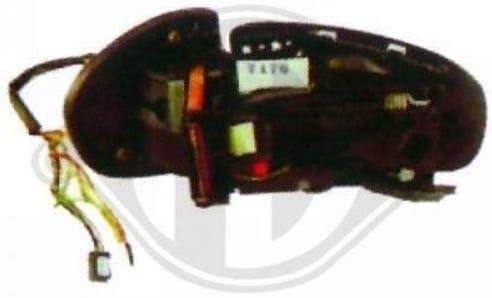 Spiegel Li W203 13 Pin El Heizb Anklappbar Auto
