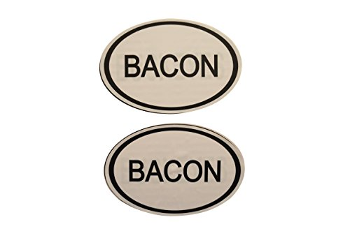 Fitness Bumper Stickers (Bacon)