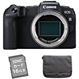 【SD・カメラバッグ付】キヤノン ミラーレスカメラ EOS RP ボディー 商品コード:3380C001 ボディのみ (キャノン/Canon)