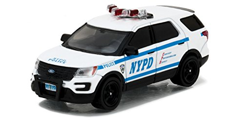 nypd police car - 3