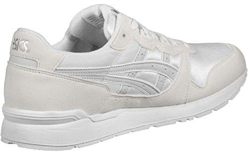 Asics Men's Gel-Lyte Gymnastics Shoes, White White