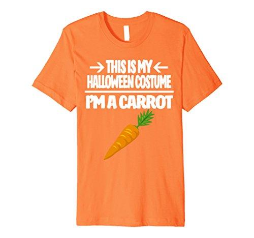 Mens Carrot Halloween Costume Tshirt - Men Women Youth Sizes 2XL (Carrot Halloween Costumes)
