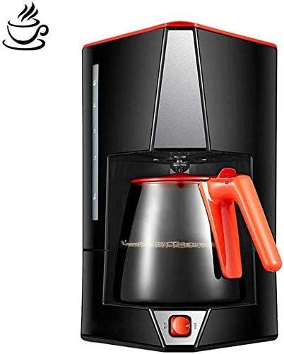 Jsmhh Máquina de café automática máquina de Espresso hogar Goteo Cafetera Espejo Cafetera Filtro Aicook Mantener ...