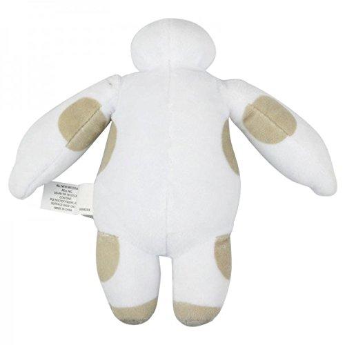 2015 New 18cm BIG HERO 6 BAYMAX ROBOT Plush Stuffed Toy Dolls Kids Xmas Gift