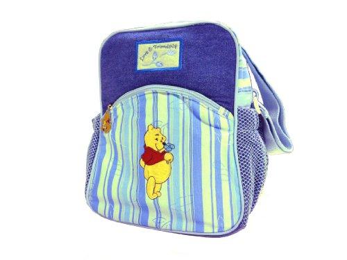 Winnie The Pooh Mini Denim Diaper Bag