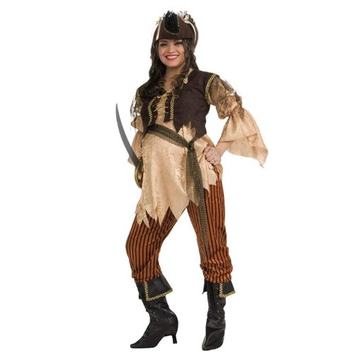 Rubie (Maternity Pirate Queen Adult Costumes)