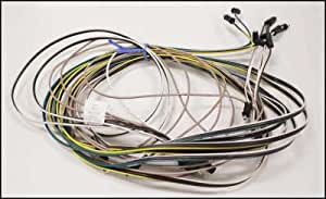 amazon.com : triton 08331 aut853 wire harness : snowmobile ... installation of a trailer wiring harness on 2008