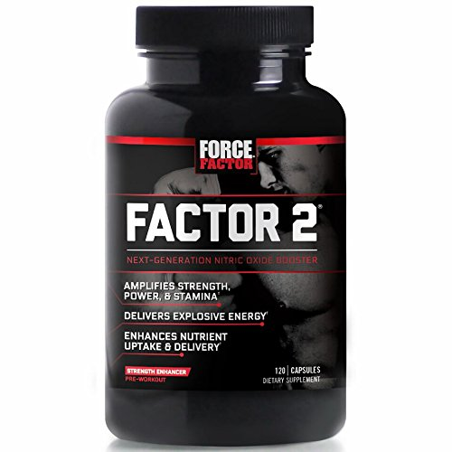 Factor Pre Workout L Citrulline Supplement Force product image