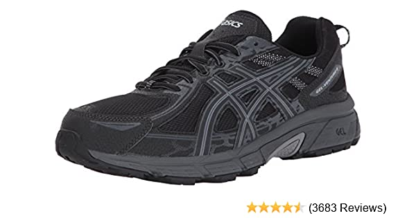 e7518e5ebdc9 Amazon.com | ASICS Mens Gel-Venture 6 Running Shoe | Trail Running