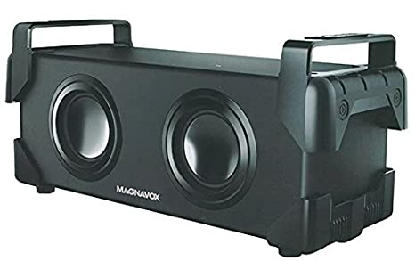 Magnavox MMA3742RD Portable Speaker With Bluetooth Wireless Technology